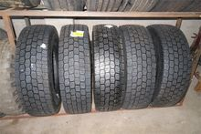 Tires Michelin Remix 315 / 80R2