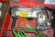Impact hammer Impex DS 120