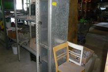Sheet-metal cabinet
