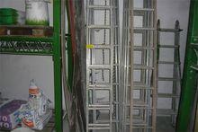 Aluminum loading ladders Zarges