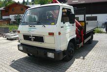 1989 Trucks VW / MAN 9.150