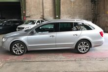 Car Skoda Superb Estate