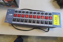 Power Showtec DJ-Switch 10F