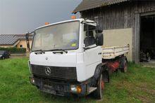Mercedes Benz 817 L tipper truc