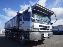2004ISUZUGIGADump TrucksKL-