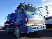1994ISUZUGIGAMixer TrucksU-