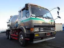 1990MITSUBISHI FUSOSUPER GREA