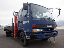 Used 1991 ISUZU FORW