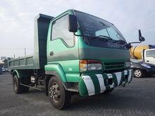 1995ISUZUELFDump TrucksU-NR