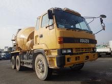 1990ISUZUGIGAMixer TrucksU-