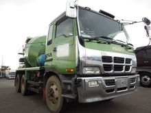 1997 ISUZU GIGA Mixer Trucks KC