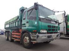 Used 2001 ISUZU GIGA
