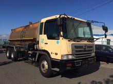 2003HINOPROFIATanker Trucks