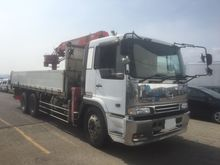 2003HINOPROFIACrane TrucksK
