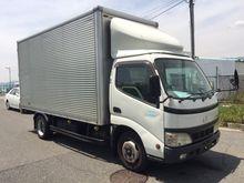 2004HINODUTROVan TrucksPB-X