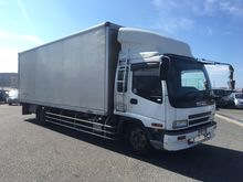 2004 ISUZU FORWARD Van Trucks