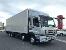 2009ISUZUGIGAVan TrucksPDG-