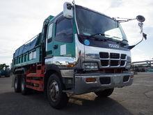2000ISUZUGIGADump TrucksKL-