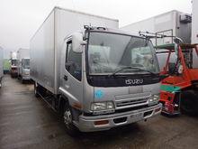 2002ISUZUFORWARDVan TrucksK