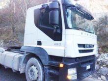 2007 IVECO STRALIS 450