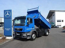 2015 MAN TGM 18.290 4x2 tipper