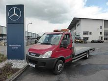 2011 Iveco Daily 70C17 / P Tow