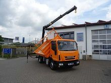 2012 Iveco ML80E18 tipper with