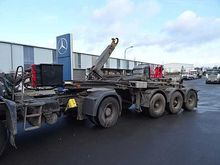 2008 Krampe SHL 30 hook lift /