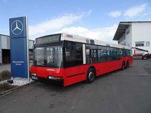 1996 Neoplan bus 4020/3 5 piece