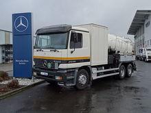 1999 Mercedes Benz Actros 2648