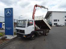 1997 Mercedes Benz 814 KK dump