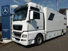2012 MAN TGX 18.540 Recirculati