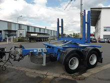 2011 SVAN F18M 22.5 Trailer for