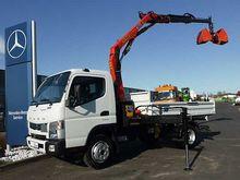 2012 Mitsubishi Canter 7 C 15 t