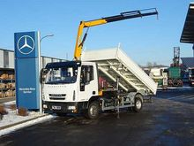 2014 Iveco ML80E22 tipper + cra