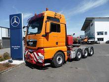 2009 MAN 41.540 BLS 160 ton MDX