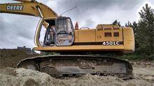 Used 1999 DEERE 450