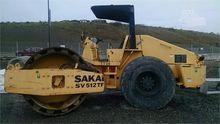 Used 2004 SAKAI SV51