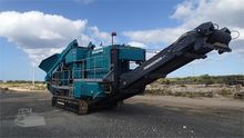 New 2015 POWERSCREEN