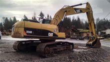2007 CATERPILLAR 324DL