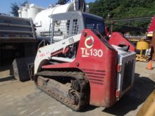 No results for Takeuchi TL130 skid steer loaders