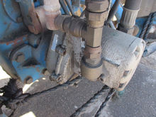 Used Ford 6710 tract