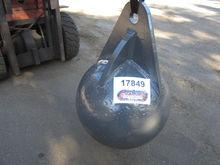 Demolition ball - diam.: 650 mm
