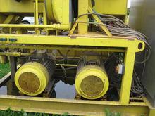 Pipeline hydr. rolling welding