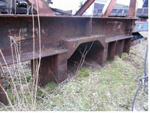 Used Trailer 12 m in