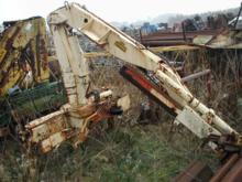 Used Hiab 765 crane
