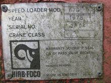 Used 1978 Hiab 670 i