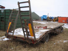 Used Trailer - 2 axl