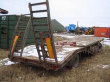 Used Trailer - 2 axl
