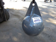 Demolition ball - diam.: 650 mm